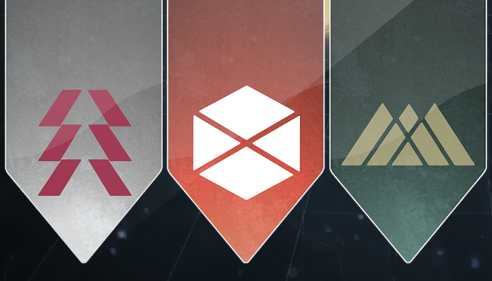 Vanguard Sign In >> [Question][Lore] So what do the hunter and warlock symbols mean? : DestinyTheGame